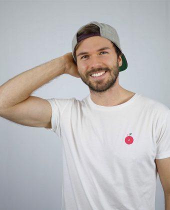 Das Männer T-Shirt – von GipfelApfelMomente